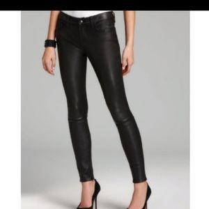 38d5721c5f87e3 Women Lc Lauren Conrad Leather Pants on Poshmark